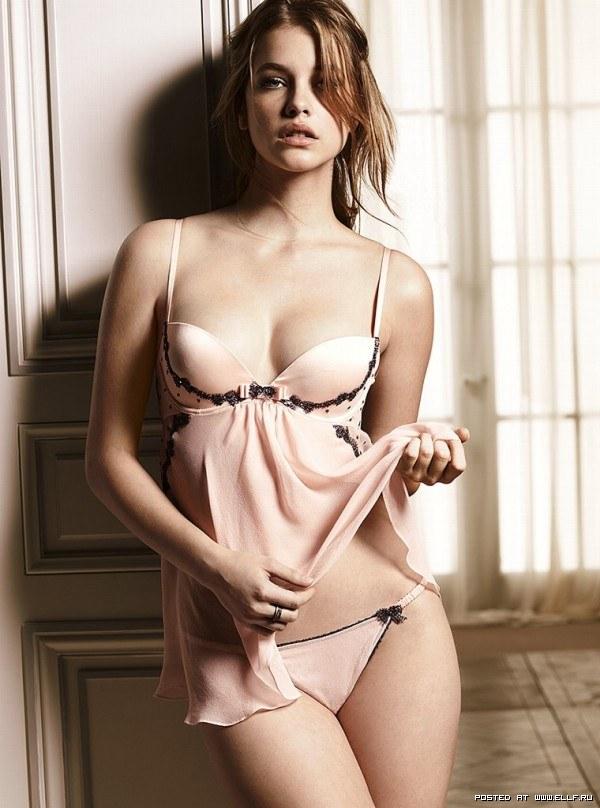 Барбара Палвин стройная красивая модель фотосет в лифчике