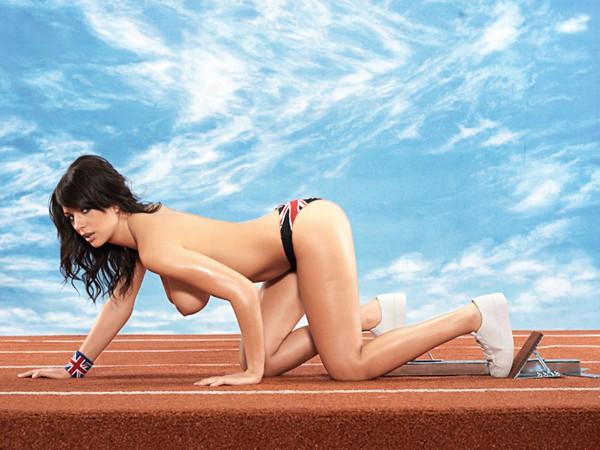 Олимпийский топлес