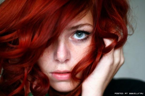 Рыжие красотки