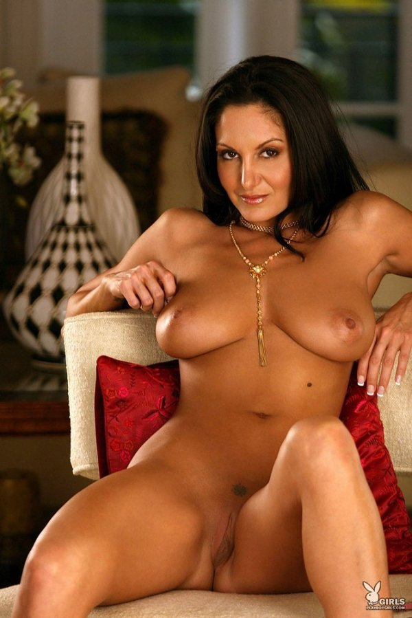 Ava Adams старая порно актриса с большими сиськами голая