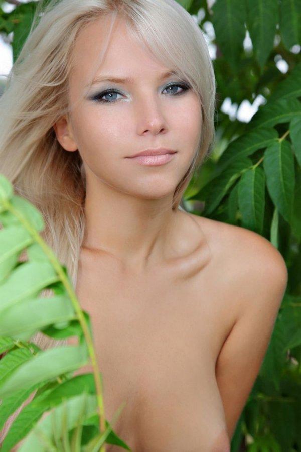 Очень красивая девушка