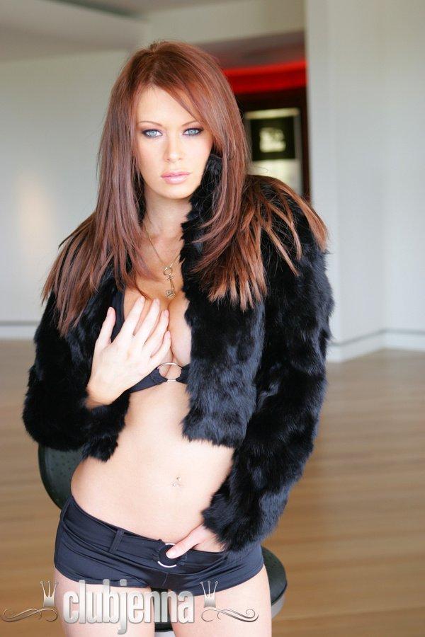 Шикарная порно звезда Jenna Jameson