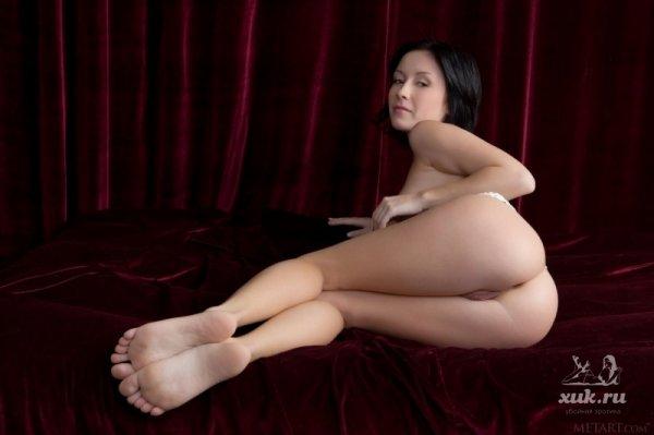 Классная голая девушка