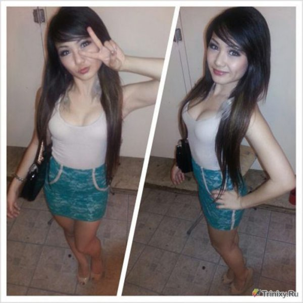 Прекрасные азиатские девушки