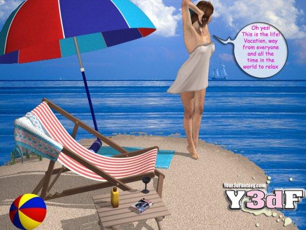 Y3DF - Beach