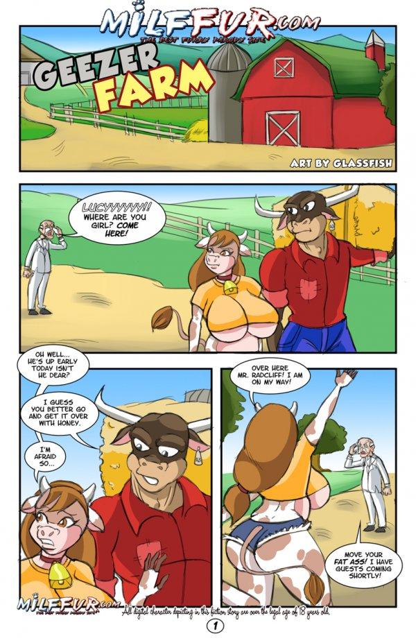 MilFFur - Geezer Farm part 1
