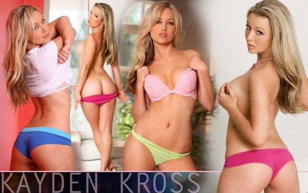 Эротическое видео с Девой Kayden Kross