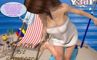 Y3DF — Beach