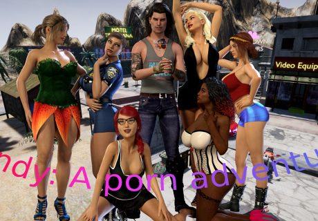 Cyndy: A Porn Adventure [v1.1] [DreamBig Games]