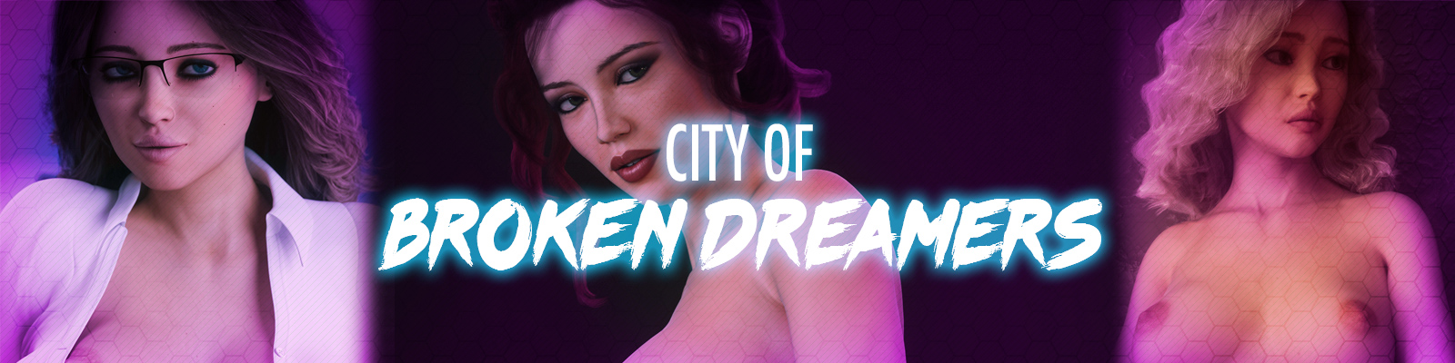 City of Broken Dreamers [PhillyGames]