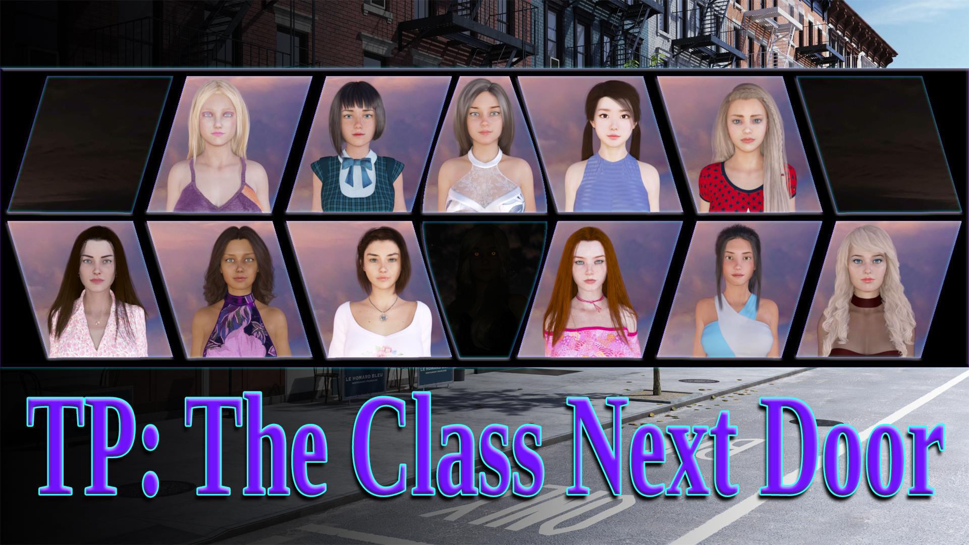 TP: The Class Next Door [Ep. 7 v0.10.1] [9thCrux]