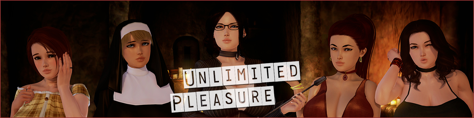 Unlimited Pleasure [Waifston]