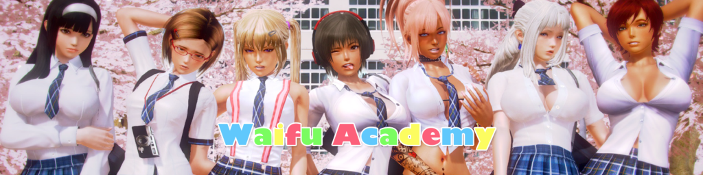 Waifu Academy  [Irphaeus]