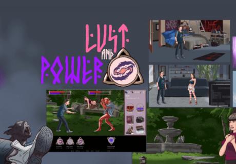 Lust and Power [Lurking Hedgehog]