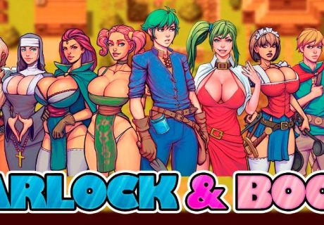 Warlock and Boobs [boobsgames]