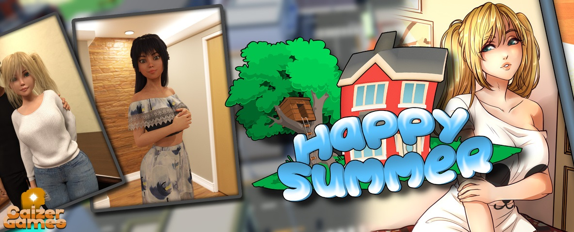 Happy Summer [Caizer Games]