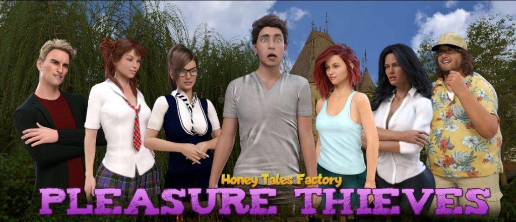 Pleasure Thieves [HoneyTalesFactory]