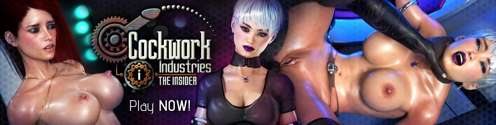 Cockwork Industries: Complete Edition [v4.16] [Digital Seductions]
