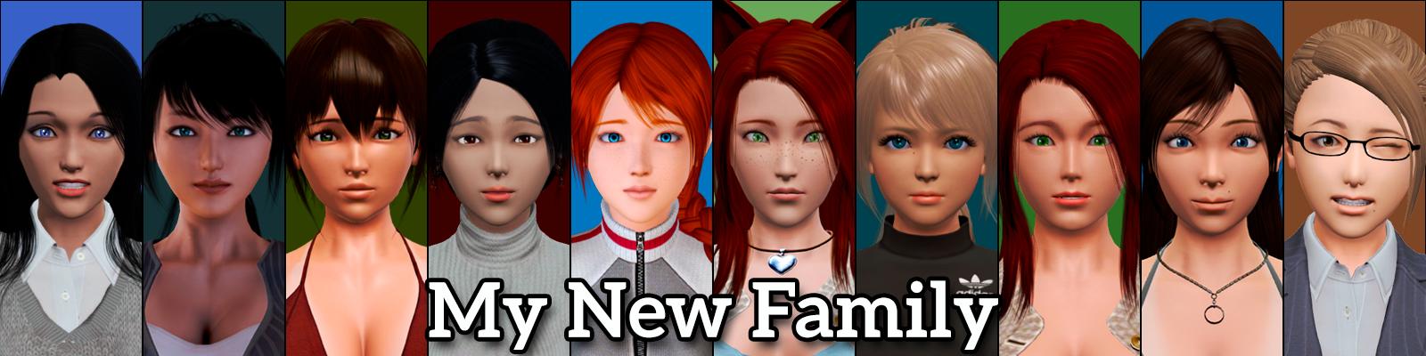 My New Family [Killer7]