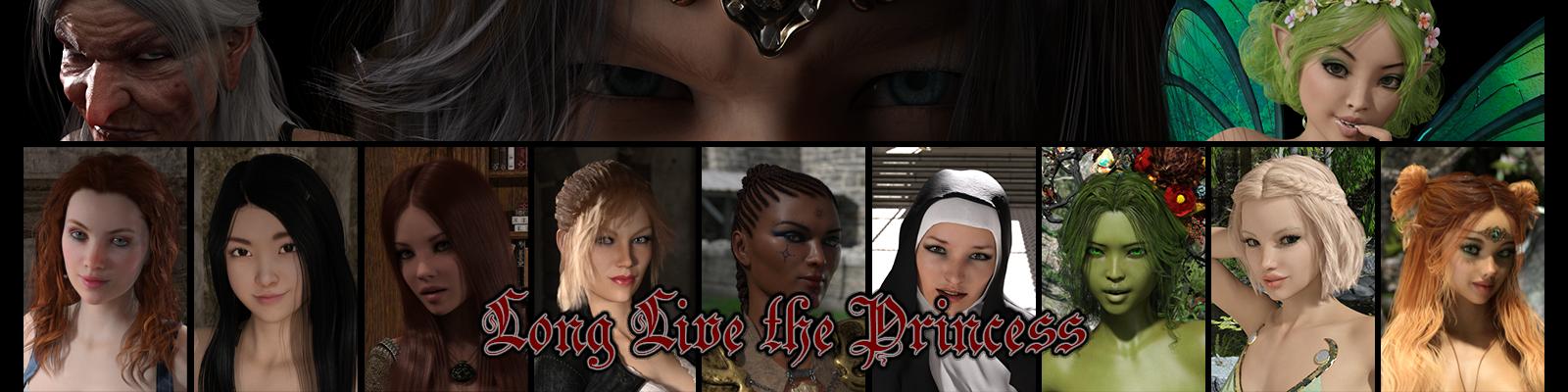 Long Live the Princess [Belle]