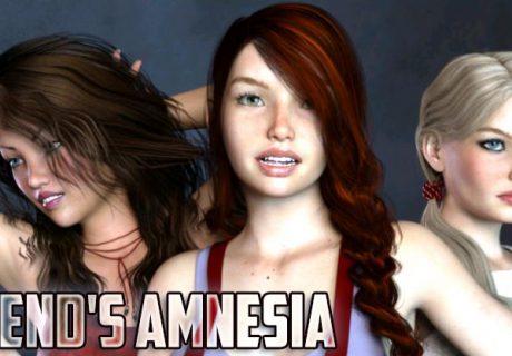 My Girlfriend's Amnesia [Daniels K]
