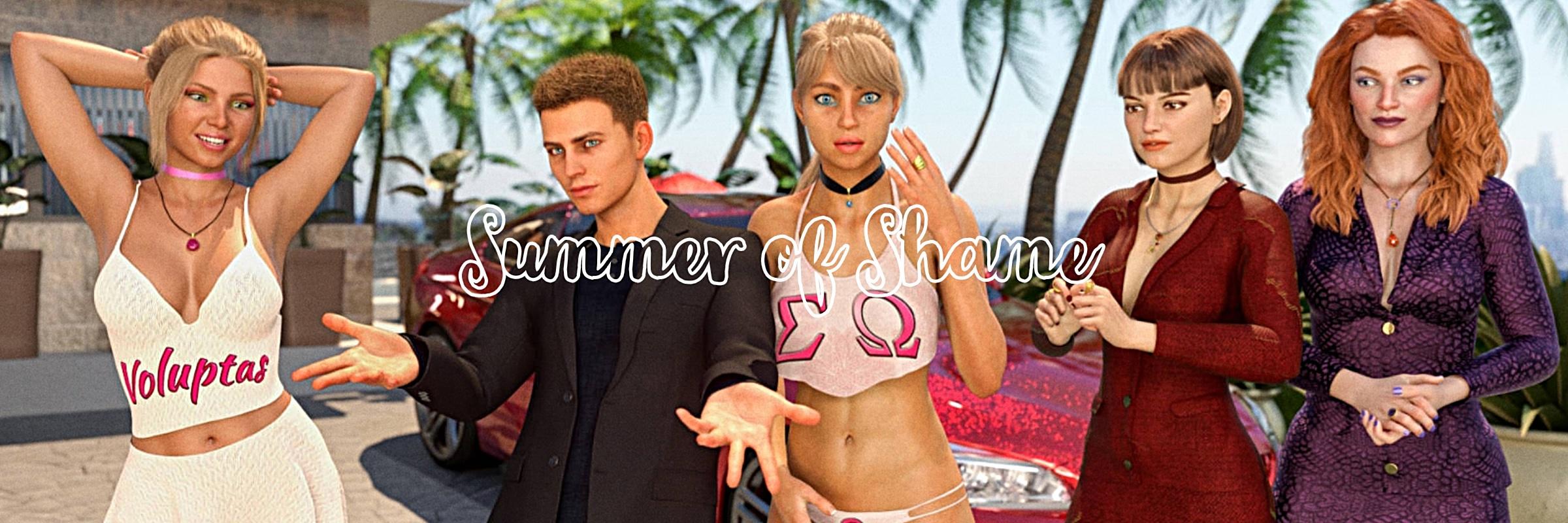 Summer of Shame [Logan Scodini]