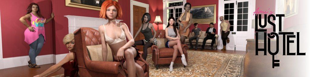 Amy's Lust Hotel [AmyLustHotel]