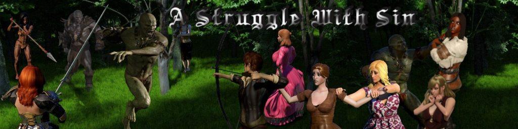 A Struggle With Sin  [Chyos]