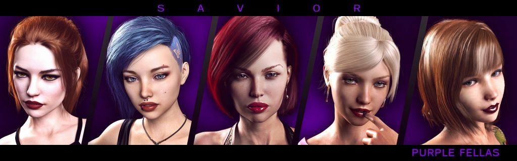 Savior [Purple Fellas]