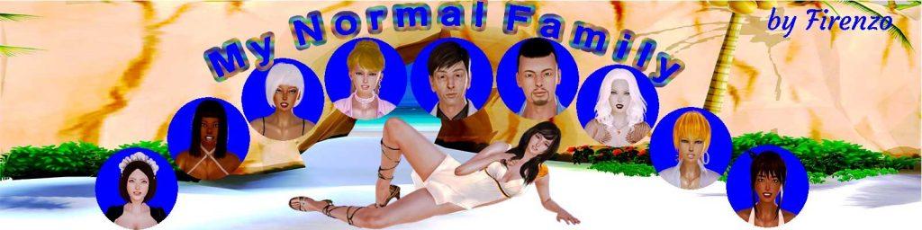 My Normal Family [Final] [Firenzo]