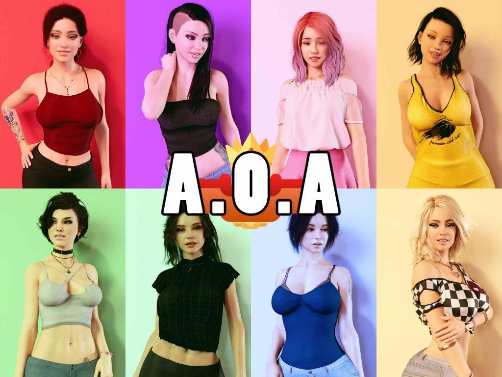 A.O.A. Academy [TLGGAMES]