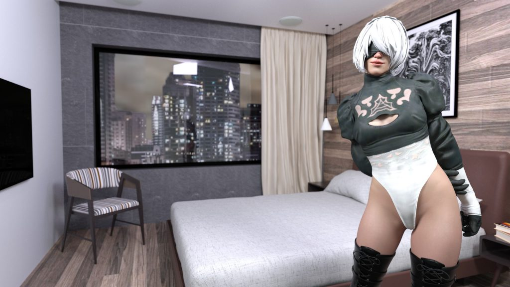 Bedroom Android: Type 2B [Final] [Thunderbolt]